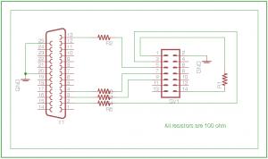 Jtag-schematic