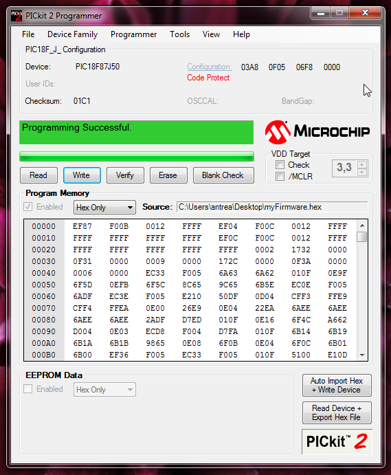 Conversione programmatore TL866CS a TL866A - Black Stuff Labs